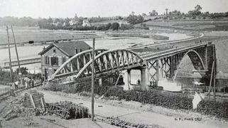 Avranches pont viaduc