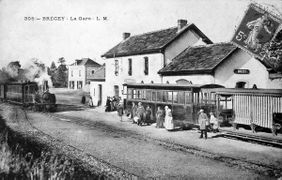 Brécey gare (4)