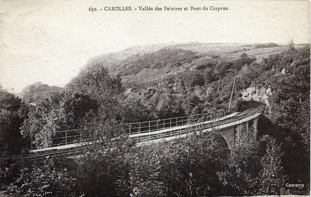 Carolles le pont