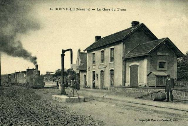 Donville gare