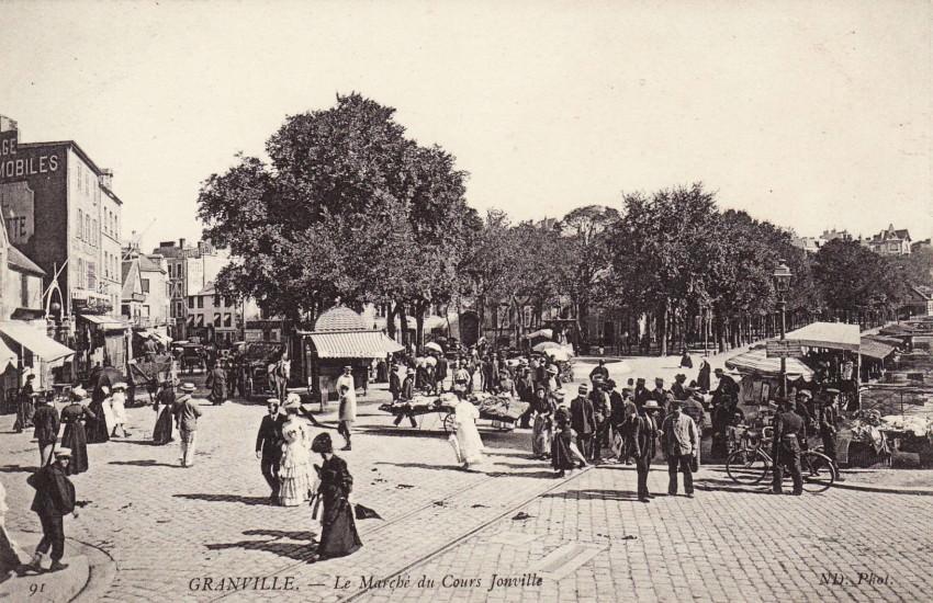 Cours Jonville