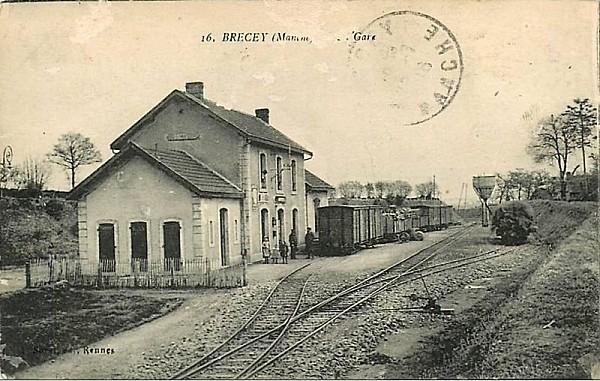 Brecey gare (1)