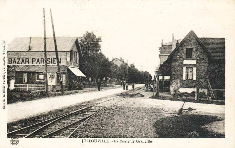 route de Jullouville