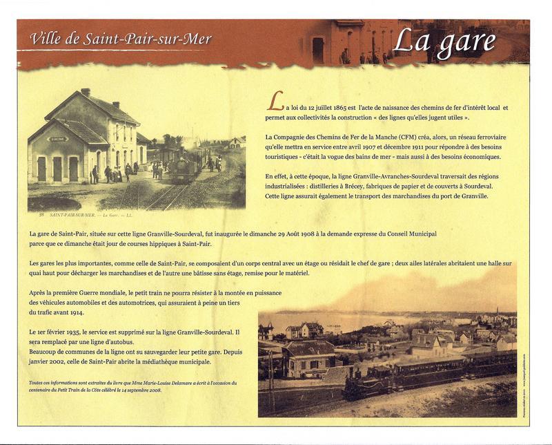 Saint-Pair histoire