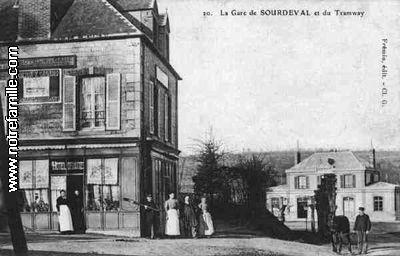 De Mesnil Gilbert à Sourdeval