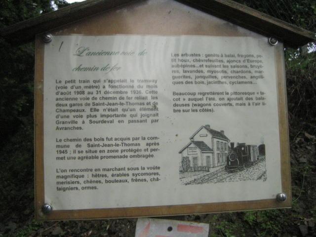 St Jean le Thomas